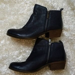 Lucky Brand booties...Size 8